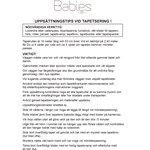 Babies Tapet, Teddy Bear, Lilac