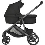 Britax Sittvagn, B-Ready, Flame Red