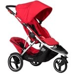 Phil and Teds Sittvagn, Dash Buggy, 2016, Red