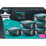Tommee Tippee Tommee Tippee, Refill till Sangenic TEC, 6-pack