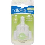 DrBrown 2-Pack Wide-Neck Dinapp M