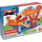 Fisher Price Aktivitetsleksak, Racin Ramps Garage