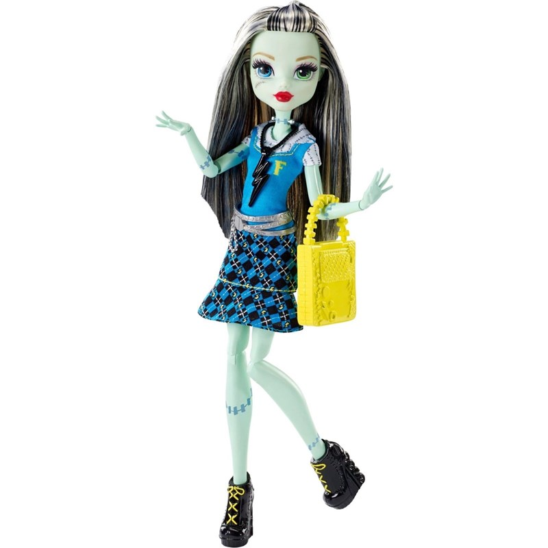 Monster High Signature Look Doll Frankie 6 – 12 years