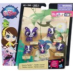 Littlest Pet Shop Mini Pet Packs, Panda Family