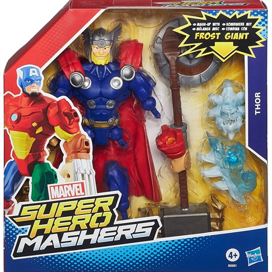 Marvel Super Heroes Marvel Super Hero, Mashers Battle Upgrade, Thor