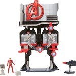 The Avengers Captain America, Face Off Playset, Iron Man Armory Bunker