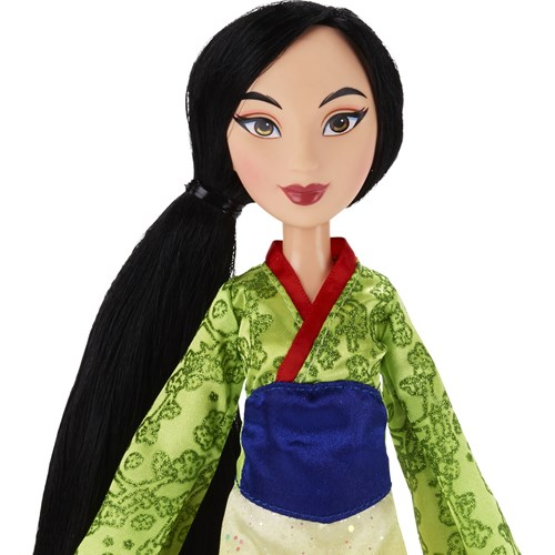 Disney Princess Classic Fashion Doll, Mulan