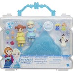 Disney Frozen Small Doll, Story Pack, Ice Skating Scene