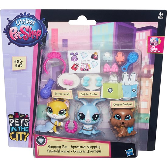 Littlest Pet Shop Littlest Petshop, Pets & Fashions, Shopping
