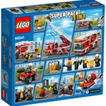 LEGO City Fire LEGO City, 66541, Fire Value Pack
