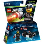 Lego 71213, Fun Pack, Bad Cop