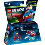 Lego 71236, Fun Pack, Superman, DC Comics