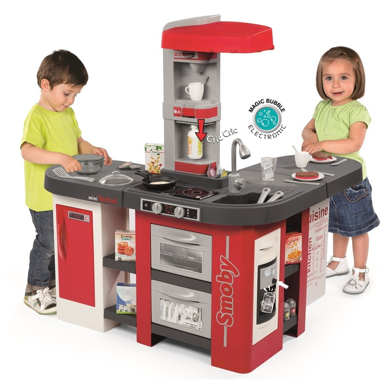Smoby SmobyTefal Studio Kitchen XXL Elektroniskt minikök med massa funktioner 3 – 7 years