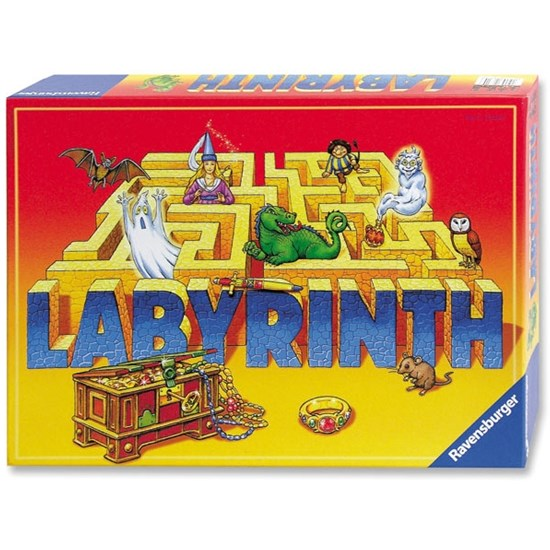 Ravensburger Spel, Labyrinth