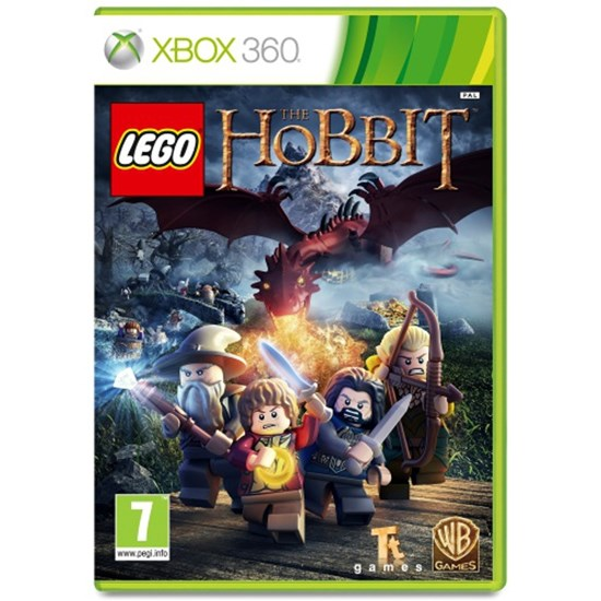 Lego The Hobbit LEGO The Hobbit (Xbox 360)