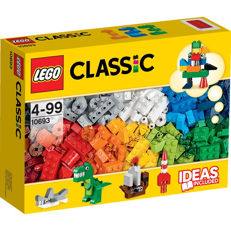 LEGO Classic 10693 Fantasikomplement 4 – 9 years