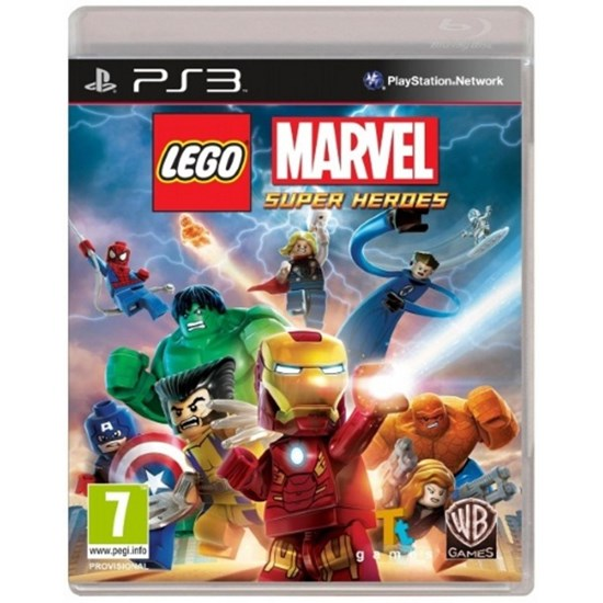 PlayStation LEGO Marvel Super Heroes (PS3)