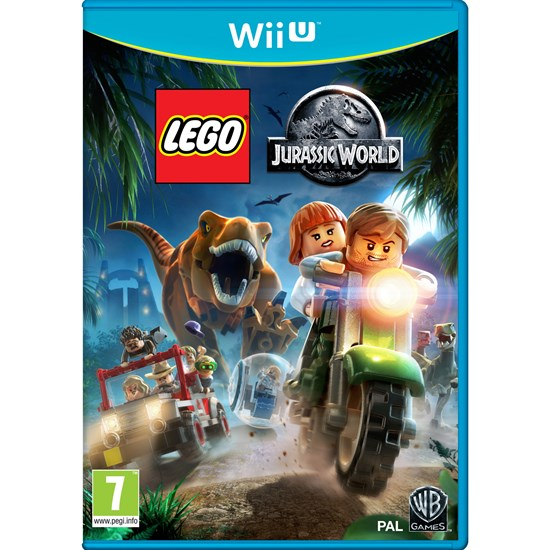 LEGO Jurassic World LEGO Jurassic World (Wii U)