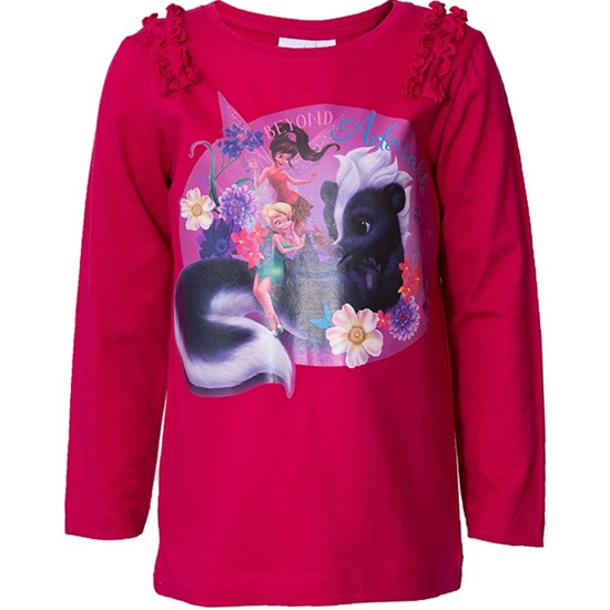 Disney Fairies Topp, Volang, Pink