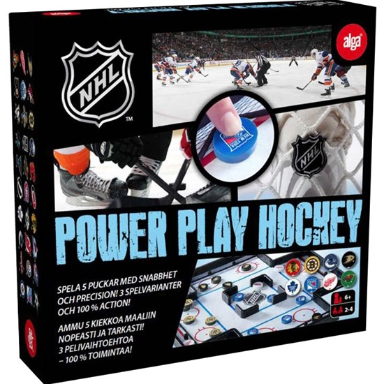 Alga NHL Power Play Hockey