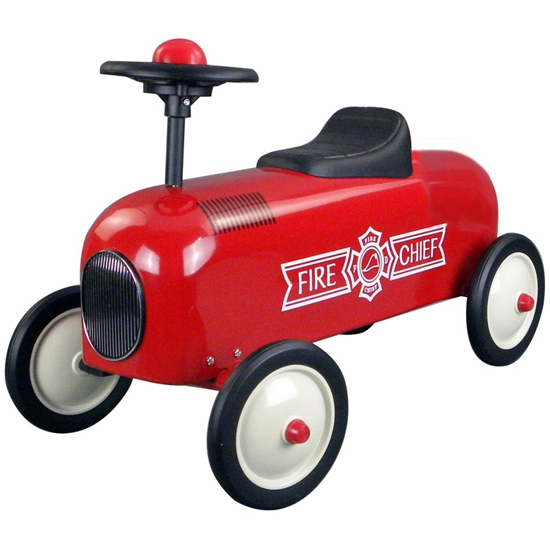 Metal Racer Metal Racer Little Red Fire Truck 12 months – 3 years