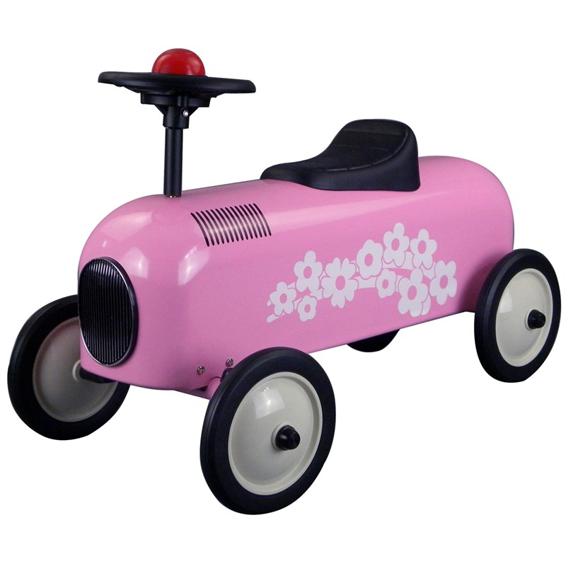 Metal Racer Metal Racer Little Pink Car 12 months – 3 years