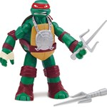 Ninja Turtles Figure with sound, 15 cm, Raphael