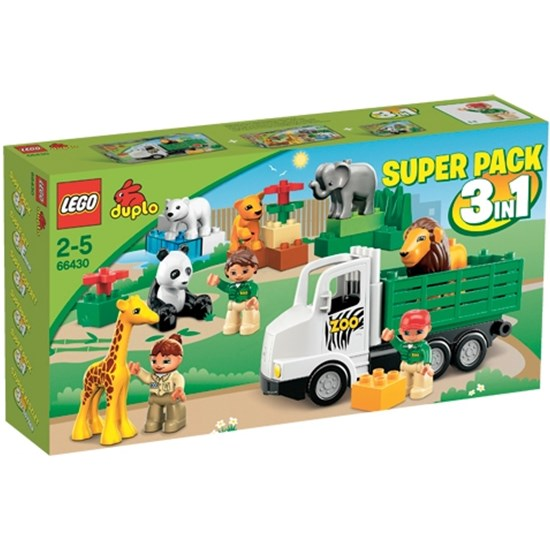 LEGO DUPLO Super Pack, 3-in-1