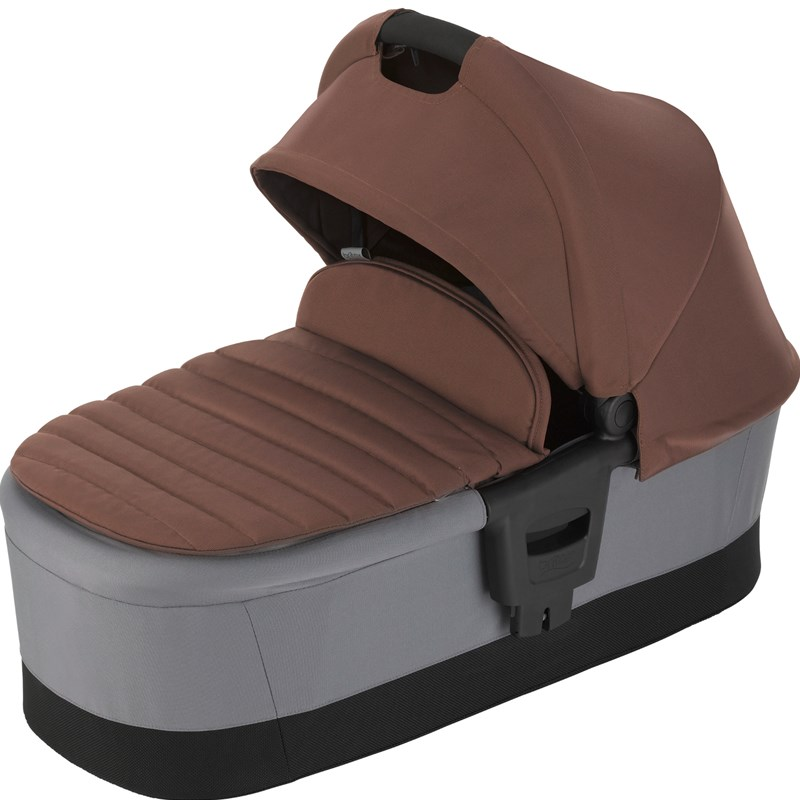 BritaxLiggdel, Affinity, Carrycot, Wood Brown