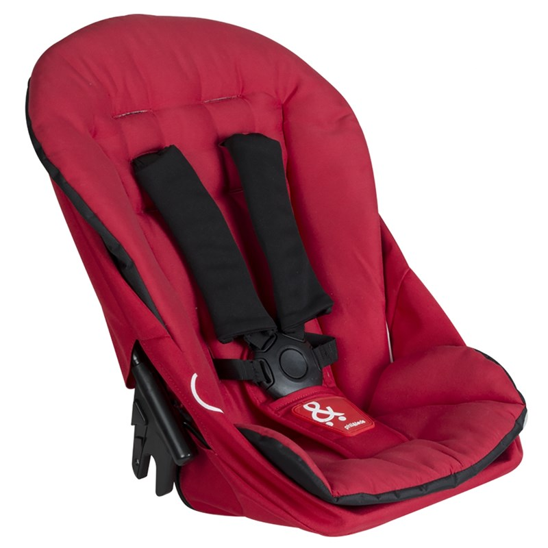 Phil and Teds Syskonsits Dash Double Kit Red One Size