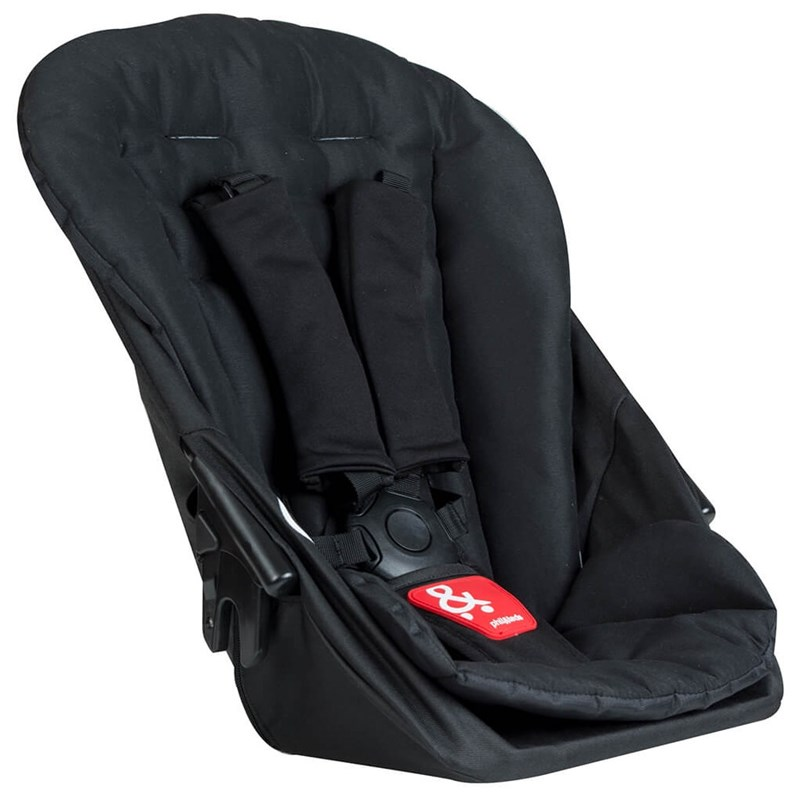 Phil and Teds Syskonsits Dash Double Kit Black One Size