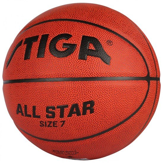 STIGA Basketboll, All Star, Strl 7, Orange