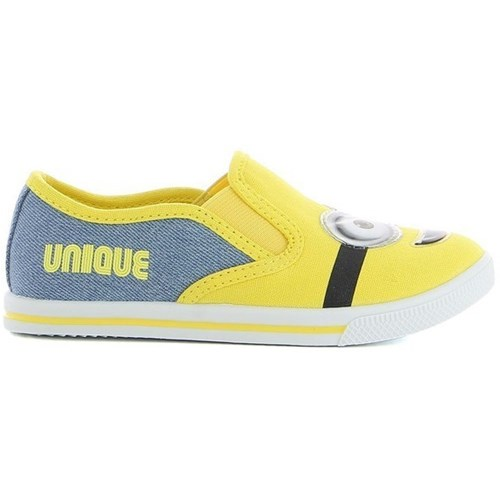 Minions Despicable me, Sneakers, Gul