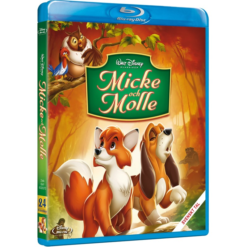 Disney Micke & Molle (BD) 0+ years