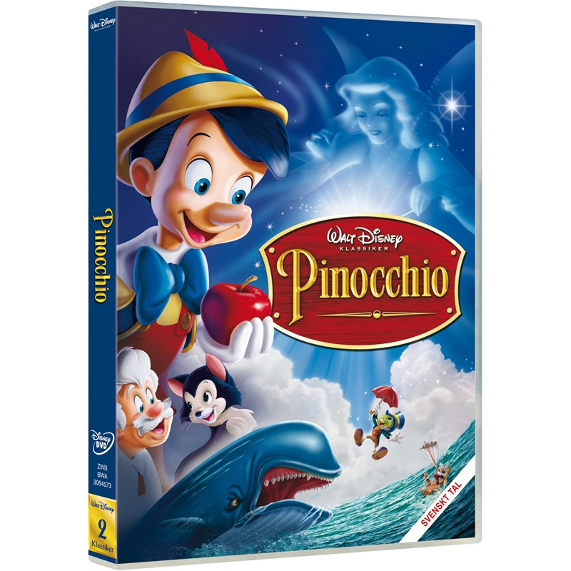 Disney Pinocchio Special Edition (DVD) 0+ years