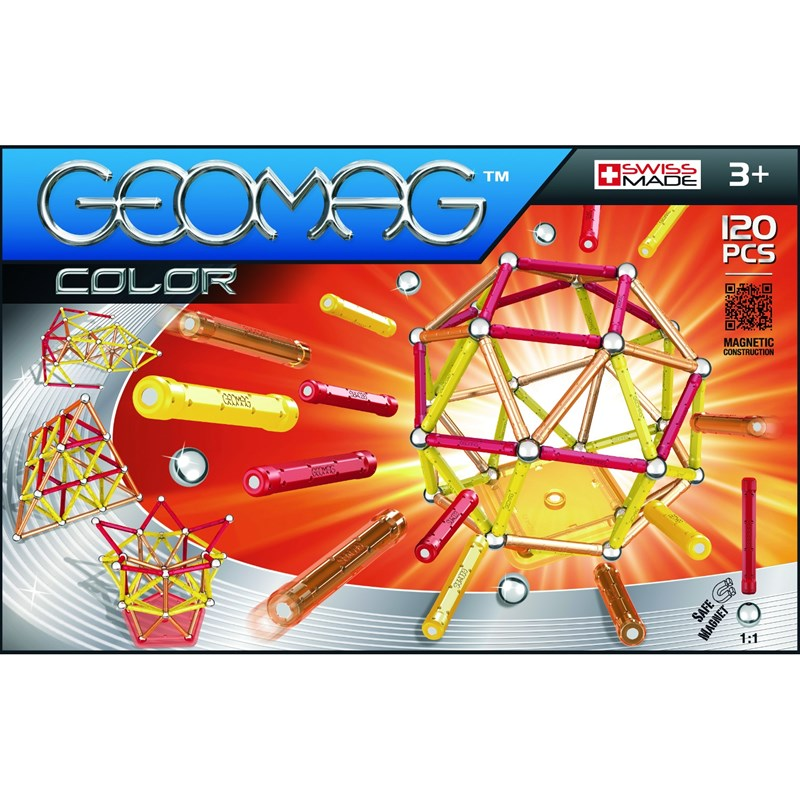 Geomag Byggsats Color 127 3+ years