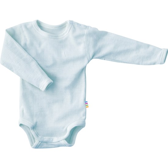 Joha Body, Merinoull, Light Blue