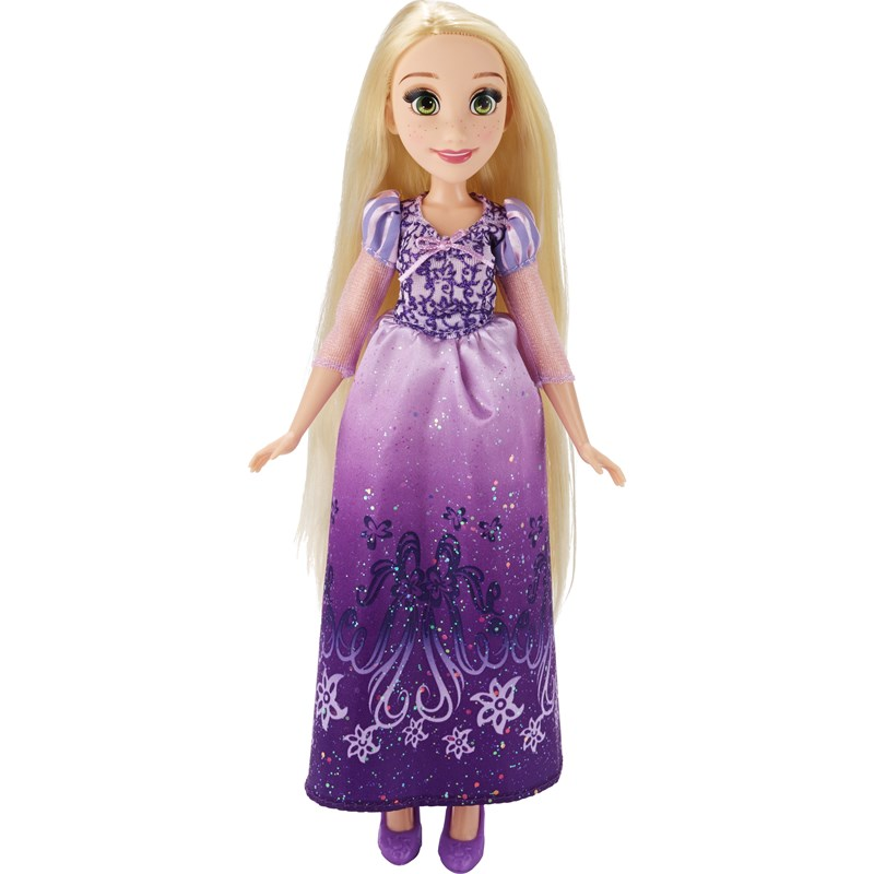 Läs mer om Disney PrincessClassic Fashion Doll, Rapunzel