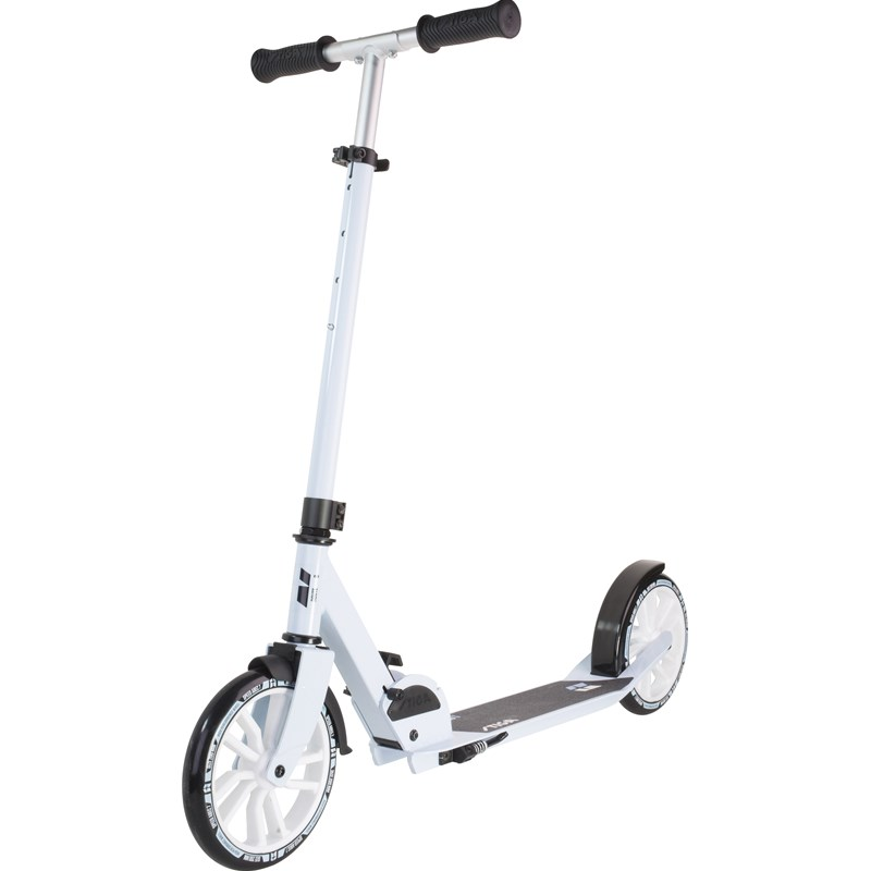 STIGA Big Wheel Scooter, Route 200-S, Ice Blue 7 - 18 years