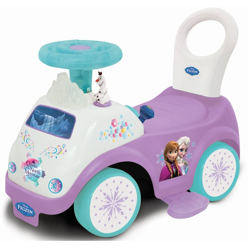 Disney Frozen Gåbil Activity Ride On 2-in-1 12 months – 3 years