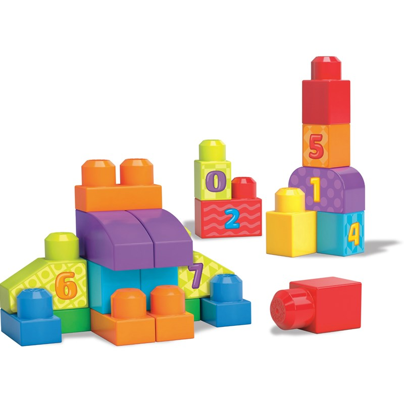 Fisher Price Mega Bloks Small Bag 20 pcs 12 months – 5 years