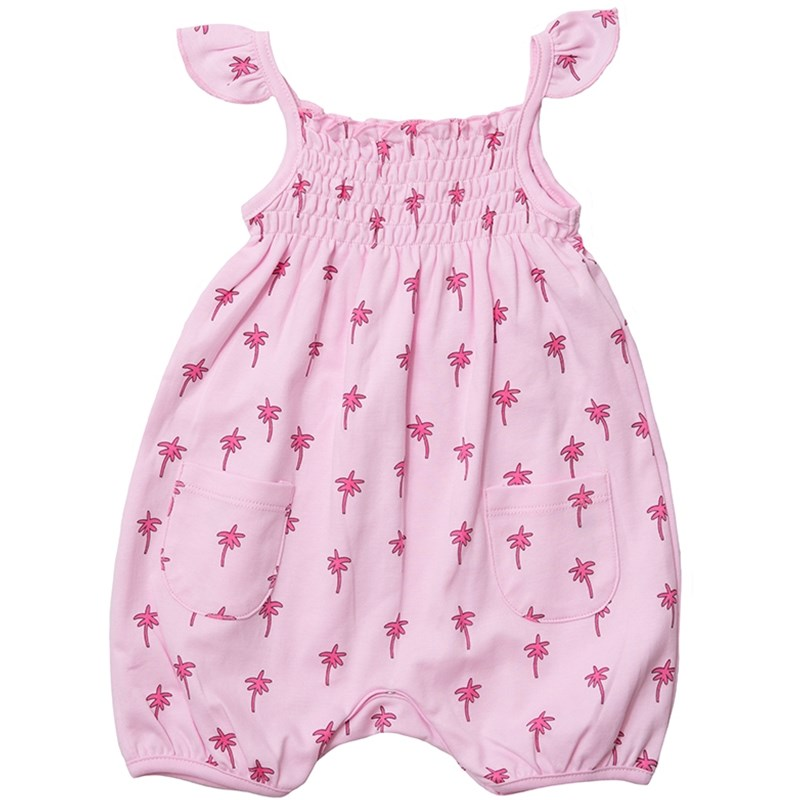 Läs mer om Max CollectionJumpsuit, Pink/Pal56 cm