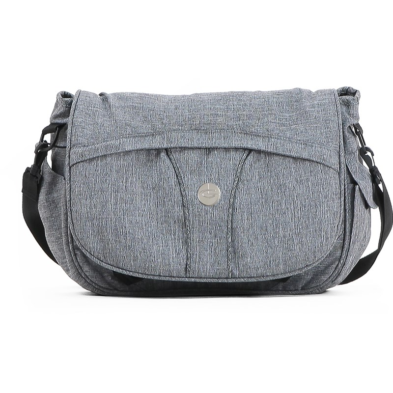 Crescent Skötväska Stroller Bag Grey Melange One Size
