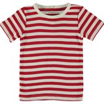 Name It T-shirt, Villygo, Tango Red