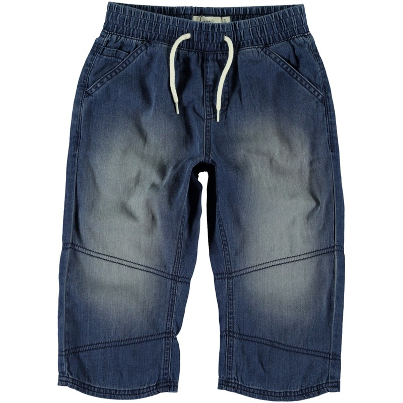 Läs mer om Name ItJeansshorts, Aben, NOOS, Mini, Medium Blue Denim80 cm