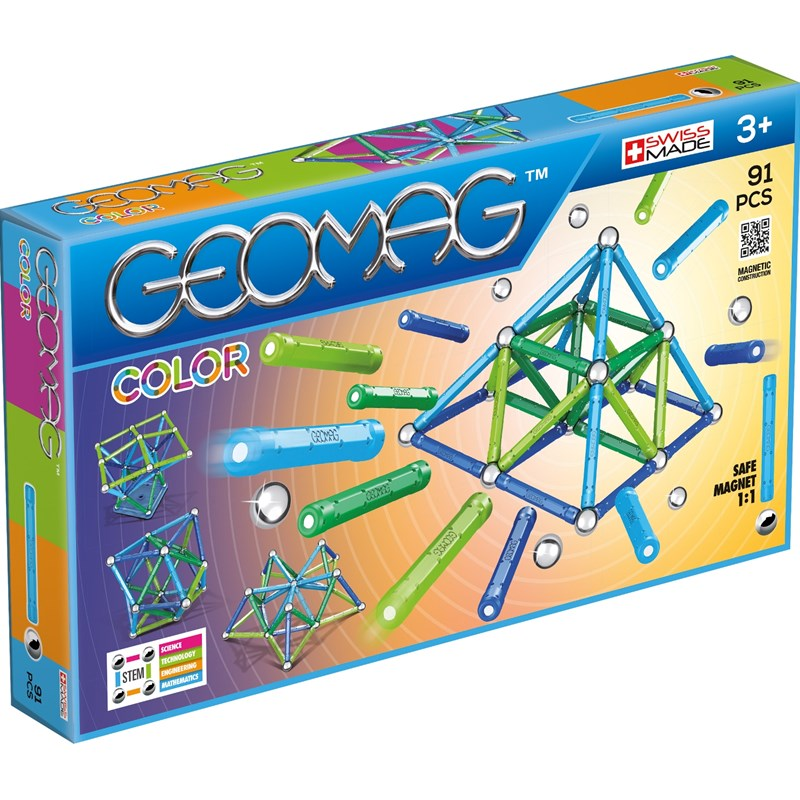 Geomag Byggsats Color 91 3 – 12 years