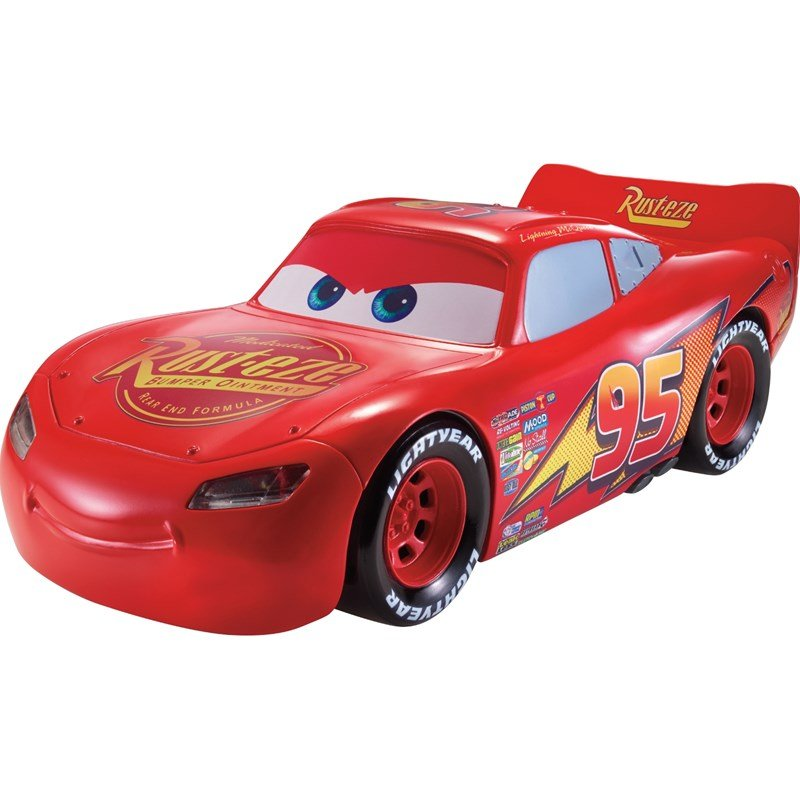 Läs mer om Disney Pixar CarsDisney Cars 3, Movie Moves Car, McQueen