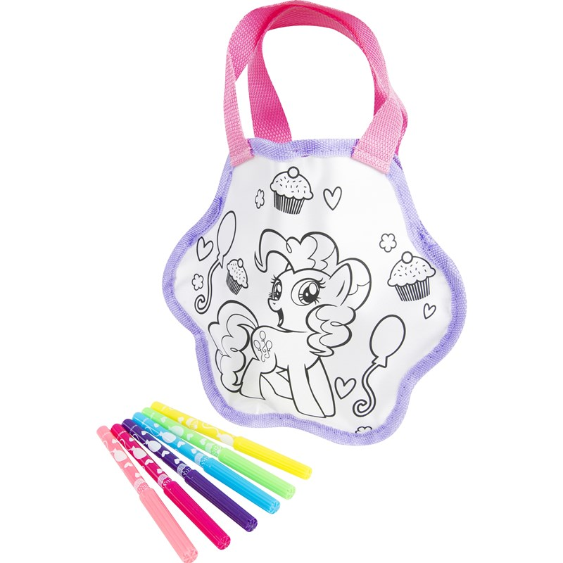 My Little Pony Colour Your Own Shaped Tote bag 3 – 11 years