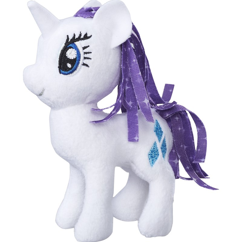 Läs mer om My Little PonyBasic Plush, 13 cm, Rarity