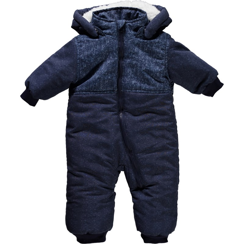 Läs mer om Name ItOverall, Made, Baby, Dress Blues50/56 cm